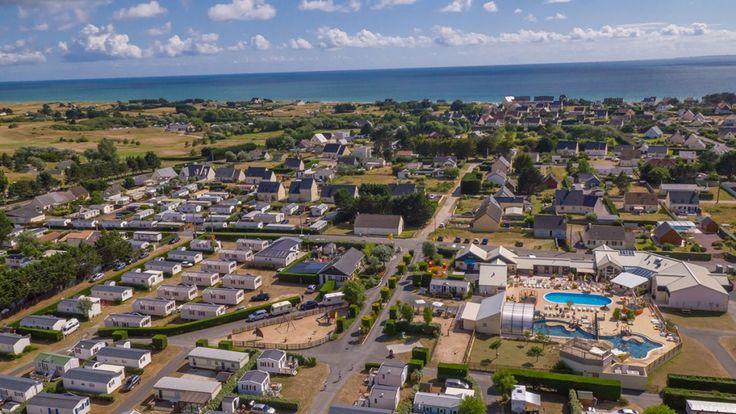 Camping Normandie 5 étoiles Les Vikings, camping manche, pour vos vacances Normandie