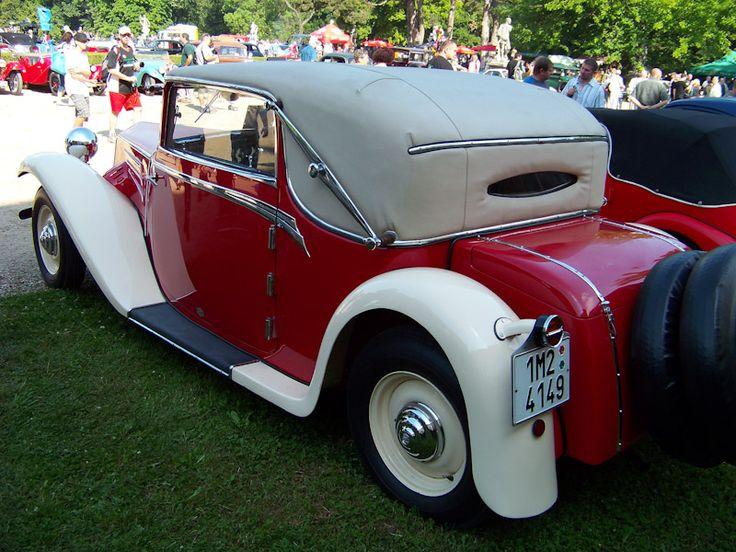 1932 Tatra 52 Sodomka