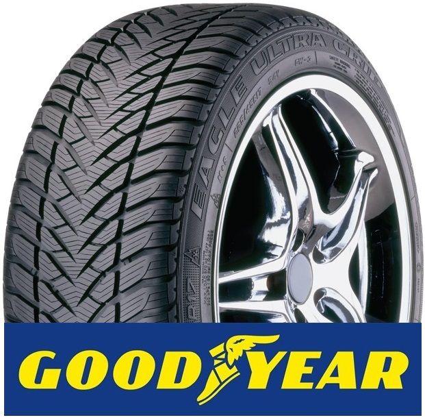 Goodyear Eagle UltraGrip GW-3, spor otomobil ve sportif lüks sedan kullanıcılarına olağanüstü kontrol ve hassasiyet sunmaktadır.