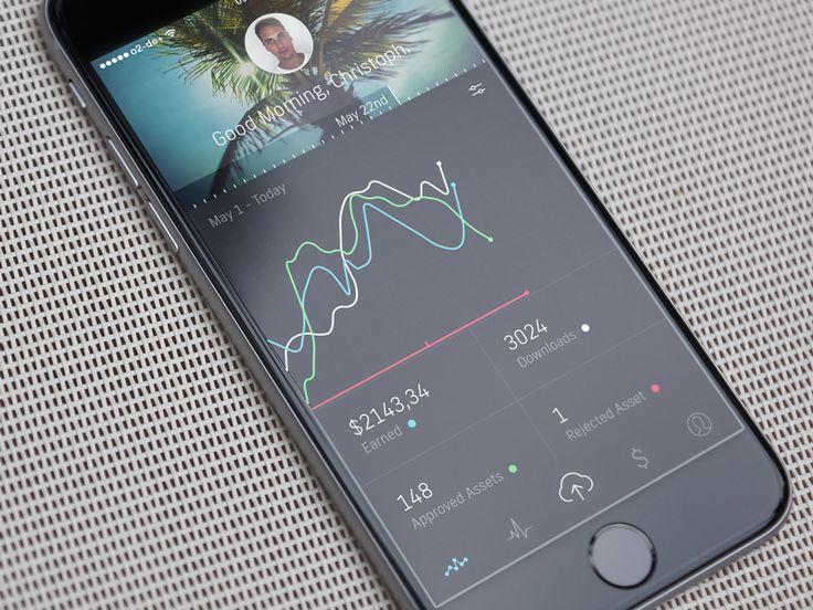 iOS Dashboard