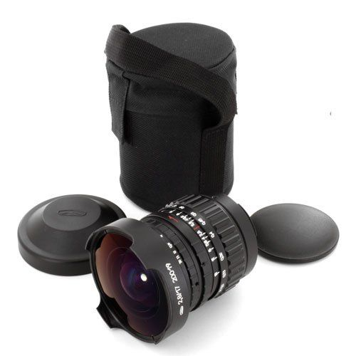 Belomo Peleng 17mm f/2.8 Wide Angle Fisheye Lens for Canon EOS SLR/DSLR digital and filmCamera $259.00 (58% OFF)