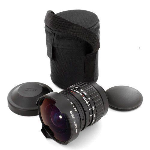 Belomo Peleng 17mm f/2.8 Wide Angle Fisheye Lens for Canon EOS SLR/DSLR digital and filmCamera $259.00 (58% OFF)