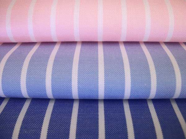 100% Cotton pinpoint shirtings