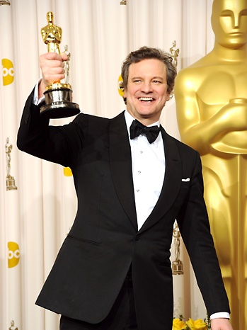 Colin Firth won for The King's Speech in 2010 his first Oscar and 2nd nomination