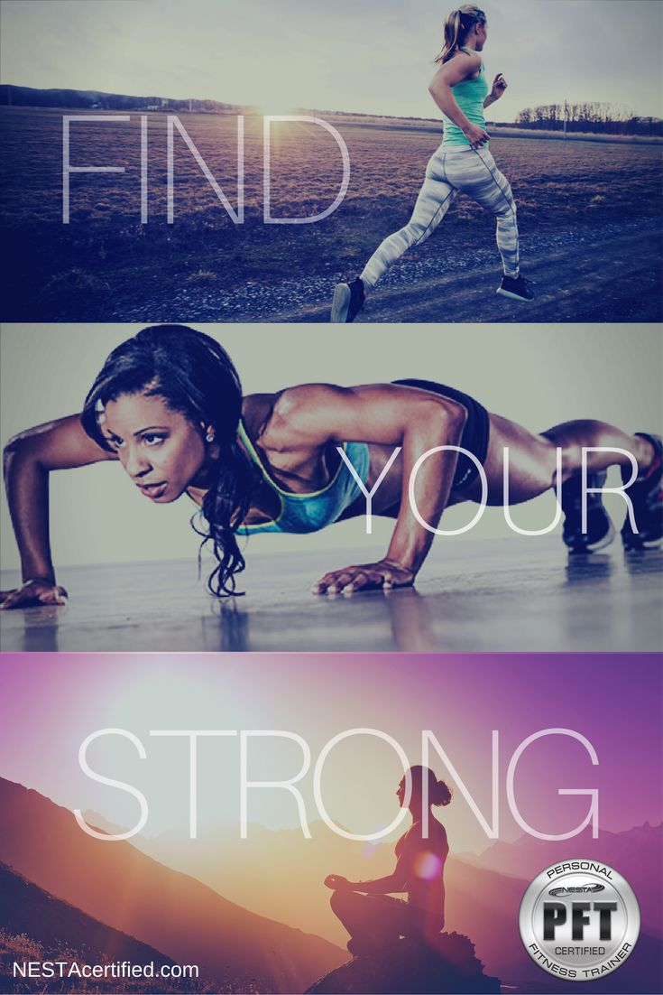 Motivational fitness quote for women, strong women, strong is beautiful, find your strong, personal training for women, exercise for women, workouts for women #personaltraining #strongisbeautiful #strongwomen  #fitnessgoals