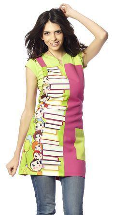 modelos de avental p educadora - Pesquisa Google