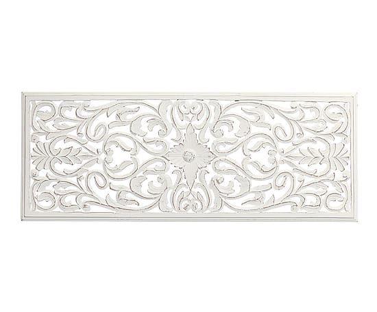 panel decorativo de madera dm oriental 45x120 cm - Panel Decorativo Madera