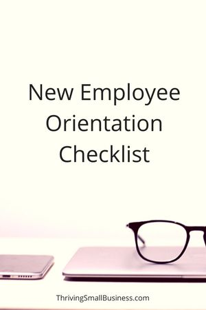 When employees are new to a job, the organization should do everything it can to make the employee's transition as smooth as possible. Starting a job means that there are many new things to learn, many people to get to know and lots of new information that needs to be absorbed in a very short …