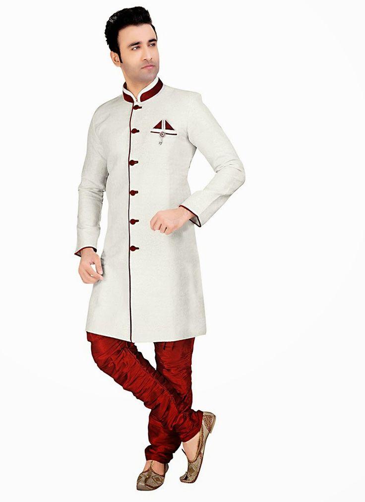 Mens Wear Sherwani