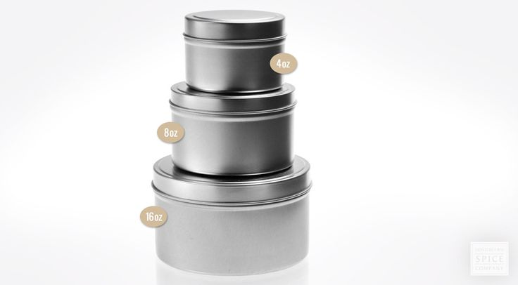 These steel storage containers are perfect for maintaining the freshness of small amounts of loose-leaf tea, bulk herbal teas, tea bags, or herbs