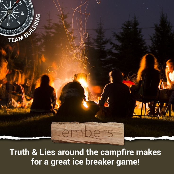 Truth and Lies makes for a great ice breaker and team building exercise! You'll get to learn more about the people you work with! Simply: Sit everyone in a circle facing each other. Each person needs to come up with two facts about themselves and one lie. The lie should be realistic instead of extravagant. Each person around the circle will be given a chance to state the two facts and a lie in a random order, without revealing which is the lie.  Others must then guess which is the lie.