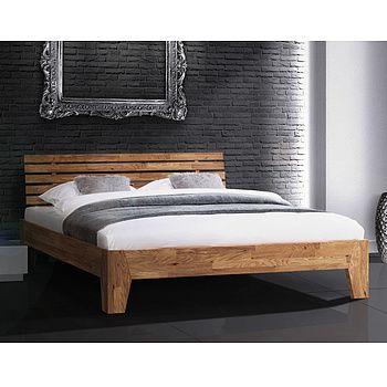 ber ideen zu massiv bett auf pinterest sheesham m bel hochbett 90x200 und bett 160x200. Black Bedroom Furniture Sets. Home Design Ideas