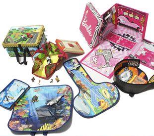 Set Caixas mágicas. www.alugarparabrincar.com