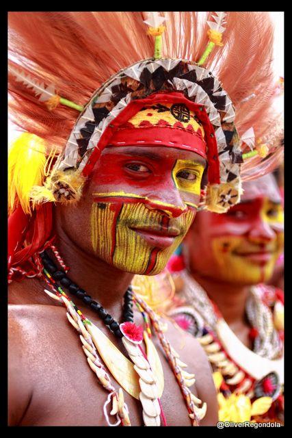Kairuku Man - Papua New Guinea