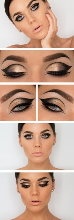 ♥ Linda Hallberg - incredible makeup artist. Very inspiring -- from her daily makeup blog. | Inspiration for upcoming projects by Adagio Images at www.adagio-images.com/modeling?utm_content=buffer4c92f&utm_medium=social&utm_source=pinterest.com&utm_campaign=buffer or www.facebook.com/adagioimages?utm_content=bufferb237e&utm_medium=social&utm_source=pinterest.com&utm_campaign=buffer | #makeup #makeupinspiration.