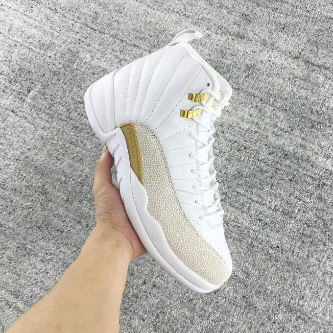 4c7ede2cf39e ... italy new images of the air jordan 12 ovo white that is currently  expected to release