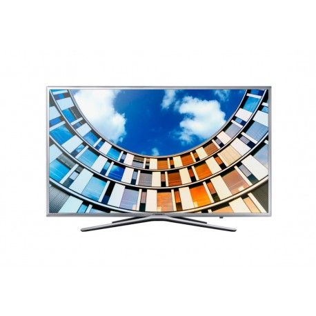 LED 32 Samsung UE32M5605   Resolución Full HD, TV Plano , 800 Hz PQI,  Smart TV WiFi,  Mando Smart + Control por voz, Sintonizador TDT2,  USB Grabador
