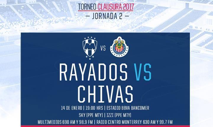 Consulta los datos sobre el partido ante las Chivas