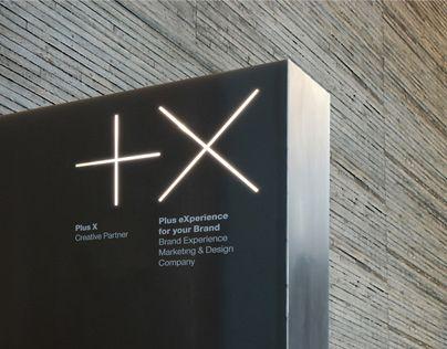 다음 @Behance 프로젝트 확인: \u201cPlus X Creative Partner Identity Design\u201d https://www.behance.net/gallery/15558623/Plus-X-Creative-Partner-Identity-Design