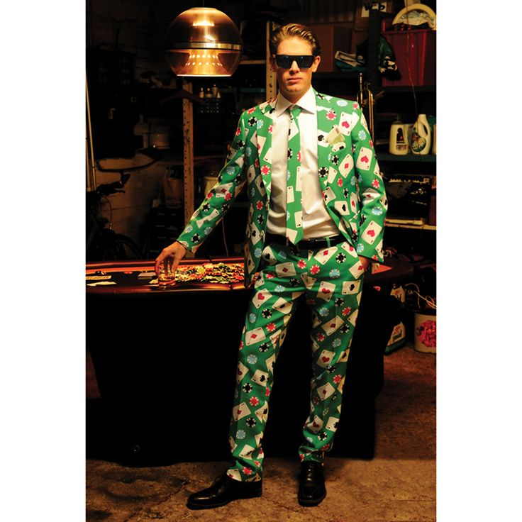 Nice Costumes Poker Face Suit just added...