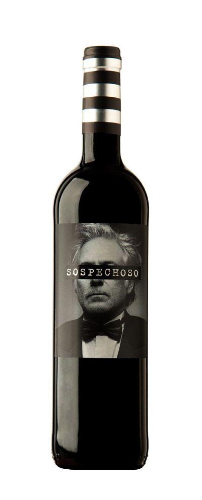 Sospechoso wine. Spain  www.vinuesavallasycercados.com