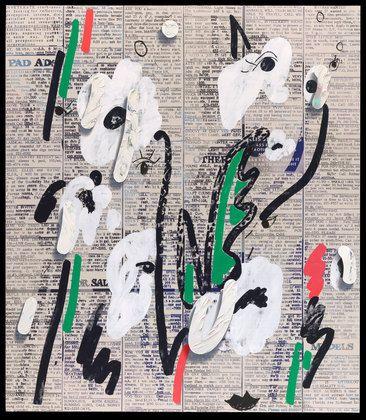 MoMA   Forever Now: Współczesne Malarstwo w Atemporal Świata