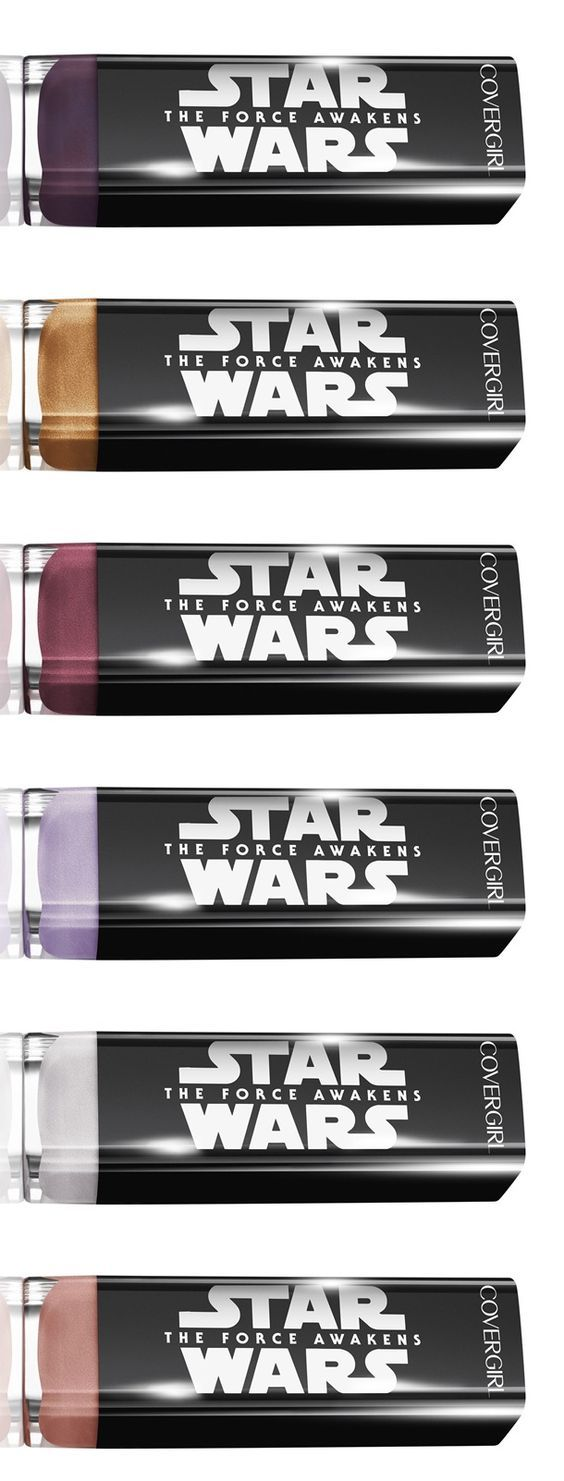 Covergirl Star Wars Makeup Collection