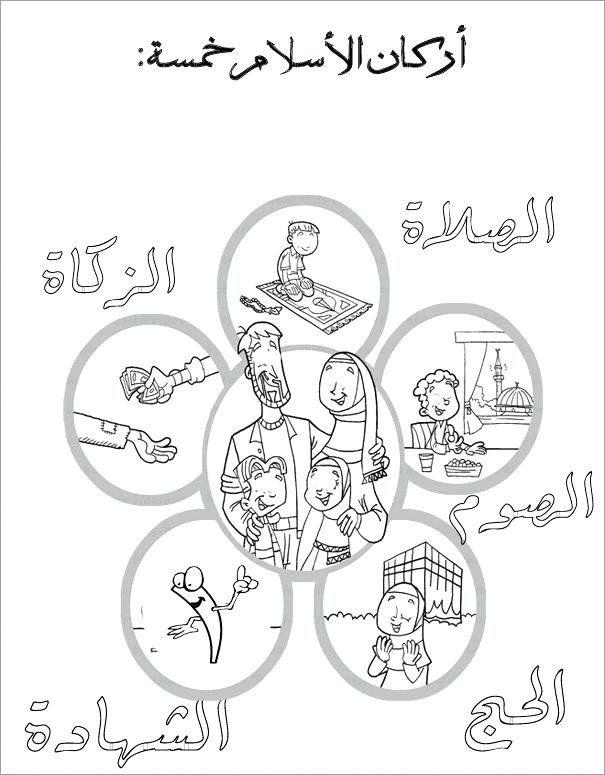 Islamic Studies Worksheets For Kindergarten Islamic Worksheets Islamic Kids Activities Muslim Kids Activities Islamic Studies
