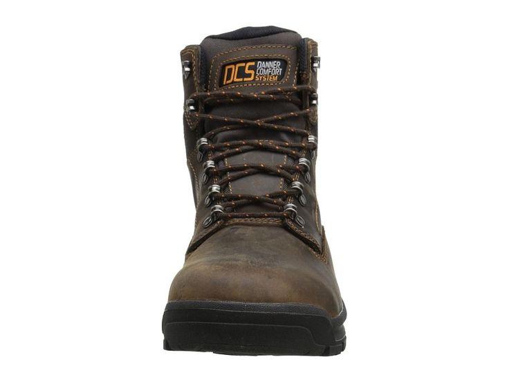 Danner Crafter 6 Men's Work Boots Brown