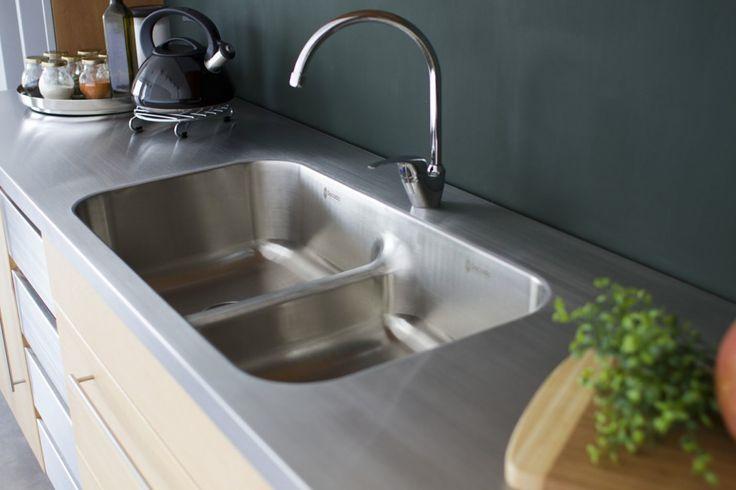 Lavaplatos Socoda, de doble tanque para mayor comodidad en la cocina.