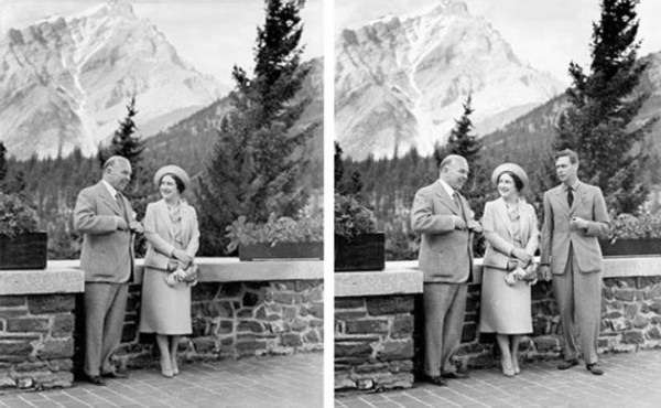 La manipulation d'images, avant Photoshop