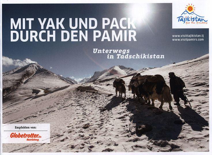https://flic.kr/p/MiVhiP   Gorno-Badakhshan Autonomous Region - Mit Yak und Pack durch den Pamir, Unterwegs in Tadschikistan; 2016_1