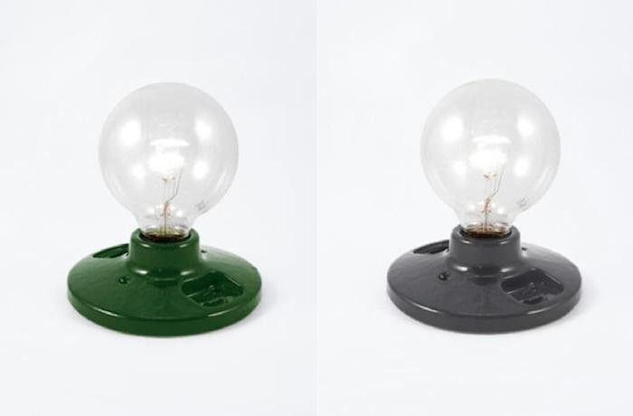 Object Lessons: The Hardware Store Porcelain Light Socket