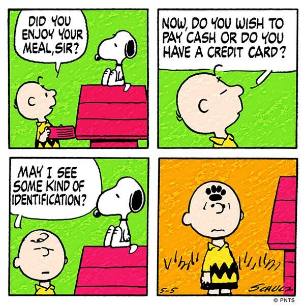 <3 Charlie Brown and Snoopy