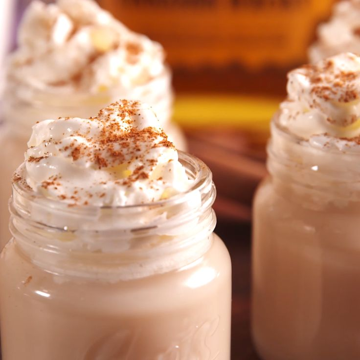 Snickerdoodle Shots will make you forget all about the cookie. Less fireball.