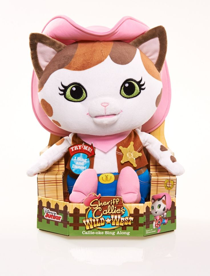 New Sheriff Callie Toys and Sheriff Callie Costumes. http://toys.about.com/od/Disney-Toys/ss/New-Sheriff-Callie-Wild-West-Toys.htm