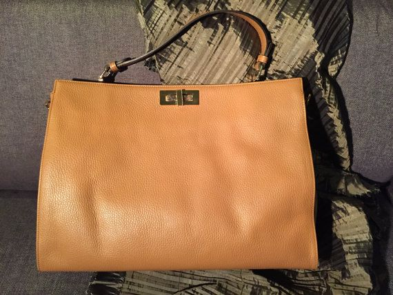 Camel leather bag, Stylish women briefcase, Camel beige purse, high quality natural leather, urban style tote, Business bag, Leather purse