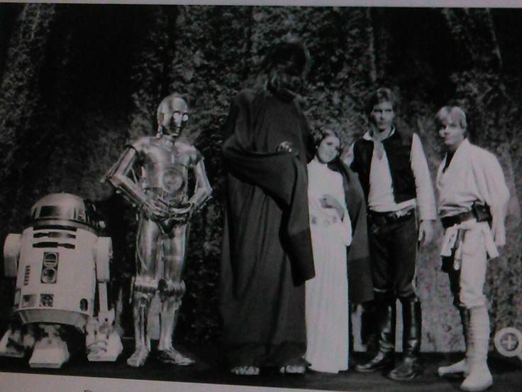 Elenco original de Star Wars 1978