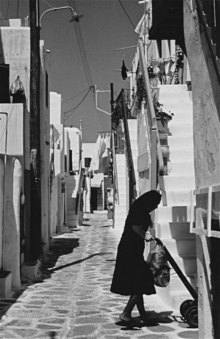 https://flic.kr/p/nLDpKK | Mykonos / Cyclades / Mer Égée / Grèce / août 1983 | Pentax ME  Super / SMC Pentax-M 50mm f/1.7