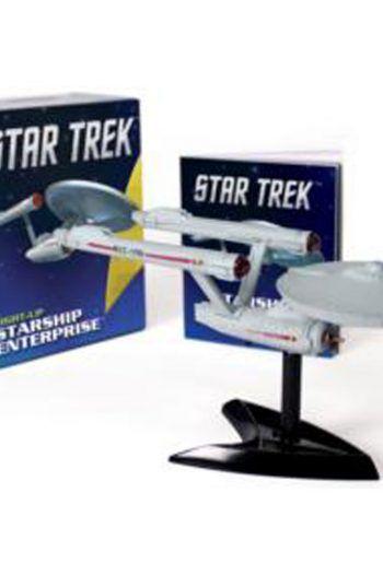 Star Trek Light Up Starship Enterprise 220x330 Great Star Trek Gift Ideas
