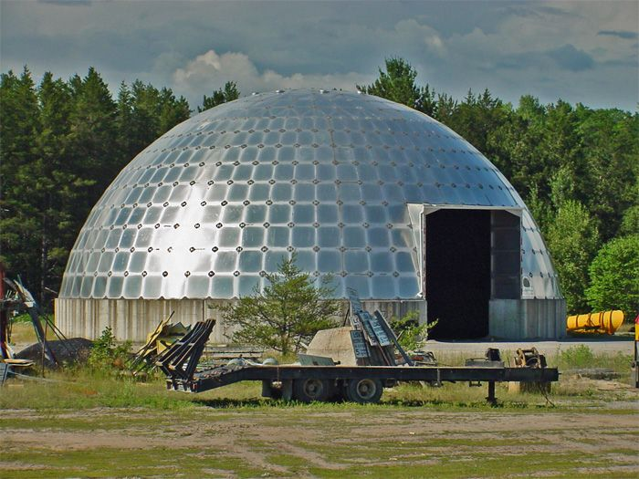 Geodesic Dome Homes Geodesic Domes Amp Tanks For Humans
