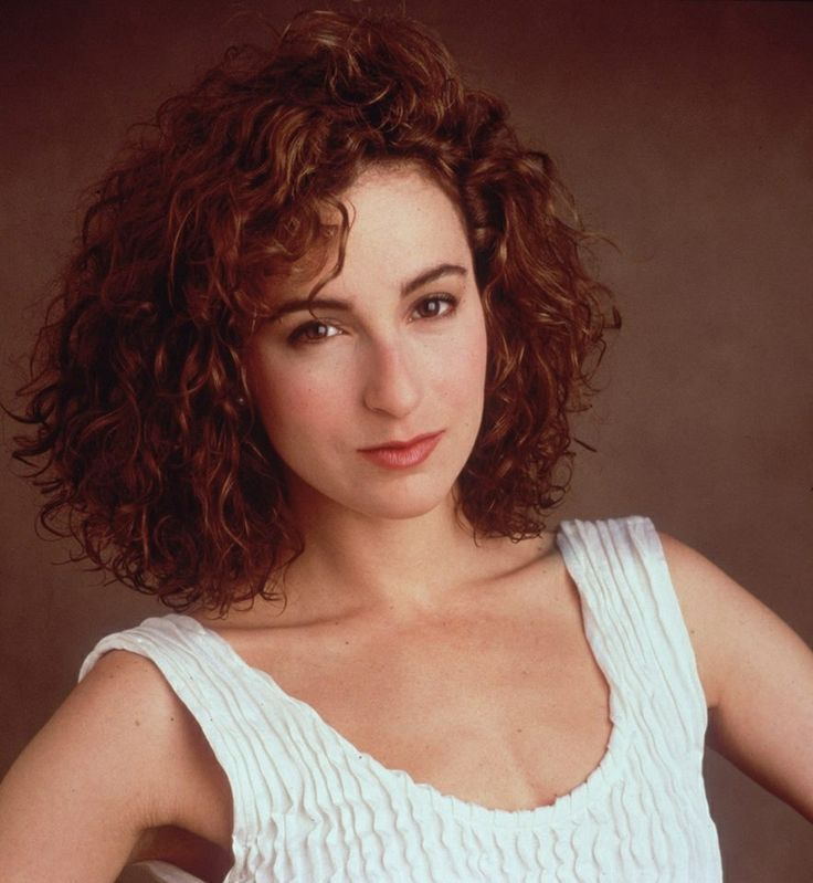 Dirty Dancing- teased, curly hair, natural but pretty stage makeup