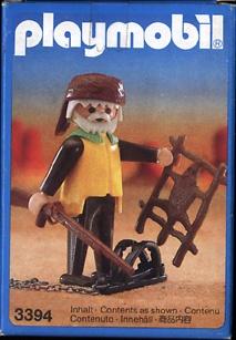 Playmobil 3394 Hunter & Trapdoor_Antex Argentina // Not available