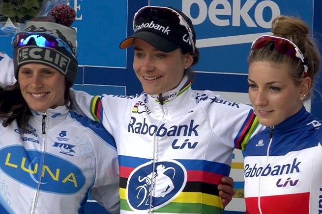 2014-2015 UCI Cyclo-cross World Cup #5 - Zolder (BEL) » www.ilovegirlriders.com/site/articles/9-races/74-2014-2015-uci-cyclo-cross-world-cup-5-heusden-zolder-bel - #ilovegirlriders #iamagirlrider #ilgr #girlriders #uci #cyclocross #worldcup #zolder