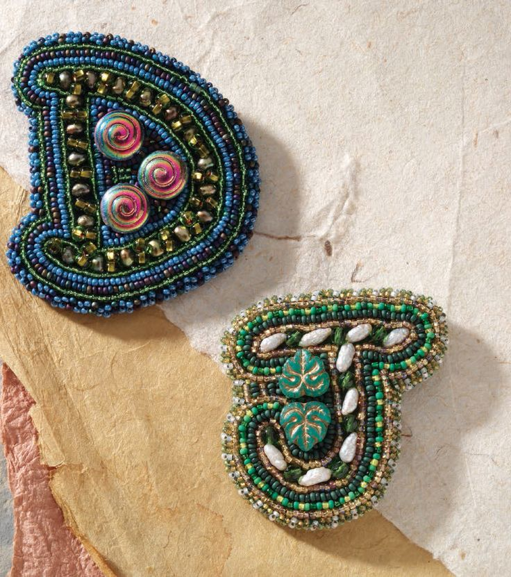 Best bead embroidery patterns tutorials images on
