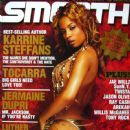 Karrine Steffans-McCrary - Smooth Magazine Cover [United States] (October 2005) - FamousFix