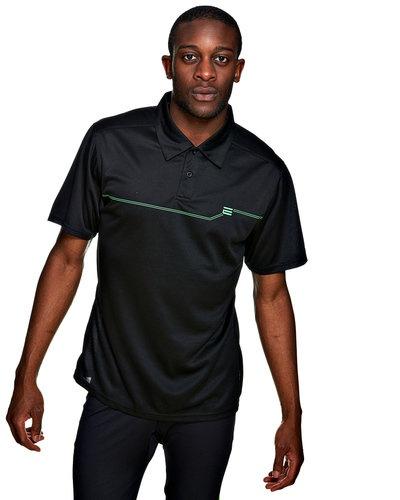 Oxide poloskjorte  (Black) - Smartguy.no - $140nok