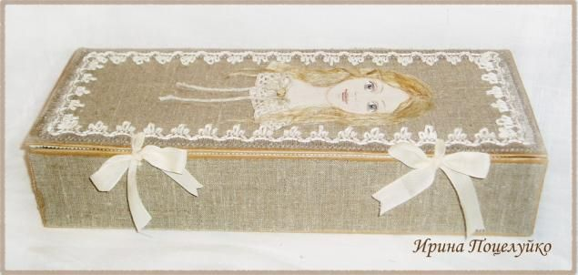Box para bonecas em estilo eco - Mestrado - Feira artesanal, feito à mão