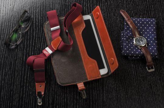 """8"""" shoulder holster for tablets #cartergear"""
