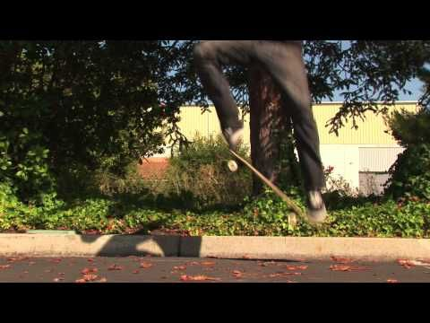 HOW TO OLLIE THE EASIEST WAY TUTORIAL